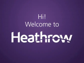 Video for Heathrow Airport